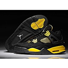 fe12db148a3a Men  039 s Basketball Shoes Air Jordan 4 Sport Sneakers AJ4