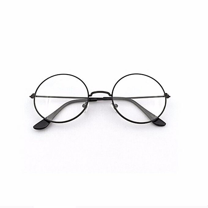 Buy Fashion Retro Round Glasses Men Harry Potter Glasses Frame ...