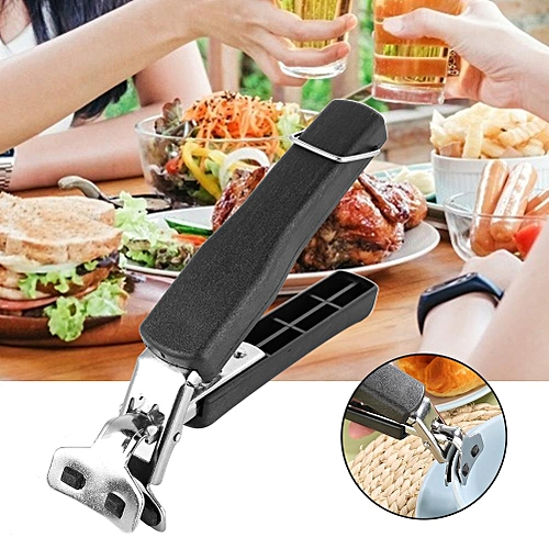 Stainless Steel Kitchen BBQ Cooking Dish Plate Bowl Tongs