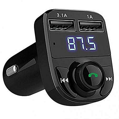 Car Bluetooth Mp3 And Phone Call Hands Free Kit
