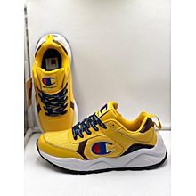 b0c772341c264 Champion Super Cool Yellow Sneakers
