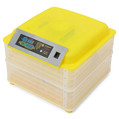 112 Digital Eggs Incubator Hatching Automatic Turner Temperature Control EU Plug