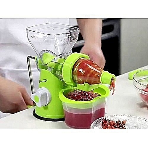Manual Blender/juicer