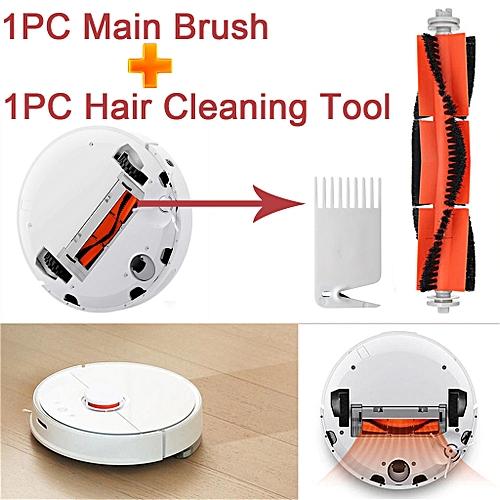1PC Main Brush + 1PC Hair Cleaning Tool Kit Xiaomi Roboroc Vacuum Cleaner