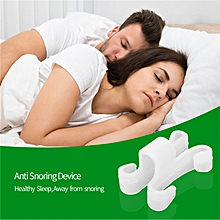 Silicone Anti Snoring Device Nose Breathing Apparatus Stop Snoring Nose Clip Sleeping Aid Device