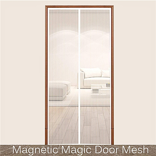 MAGIC Magnetic Insect Door Net Screen Bug Mosquito Fly Insect Mesh Curtain