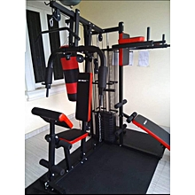 3 Station Multi-Gym With Leg Station, Peck Deck And Hydraulic Stepper for sale  Nigeria