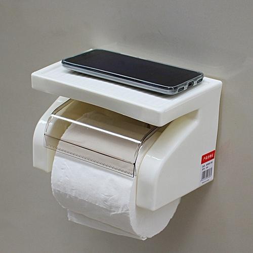 Toilet Roll Tissue Paper Toilet Paper Holder - Various Colours