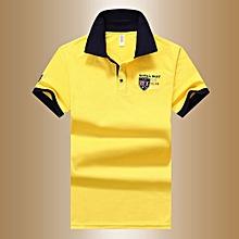 bc8b32060e Men  039 s Polo Shirt For Men Desiger Polos Men Cotton Short Sleeve Shirt