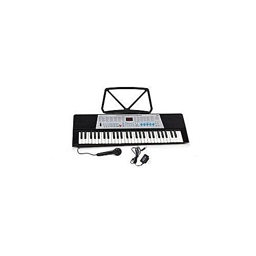 54 Keys Learners XY-813 Keyboard Piano With Adaptor And Microphone