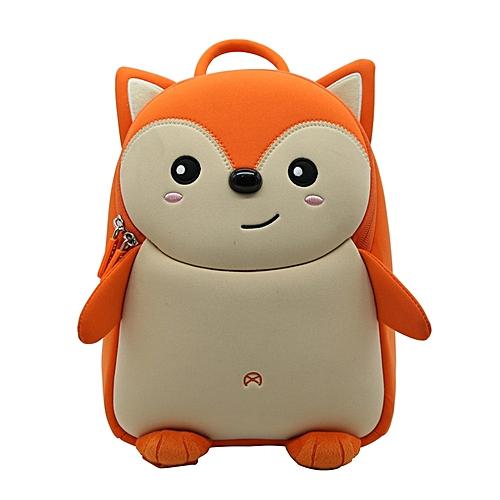 ac5a1606b7e Generic Alnaue Waterproof 3D Animal Preschool Kids Backpack Cute Toddler School  Bag