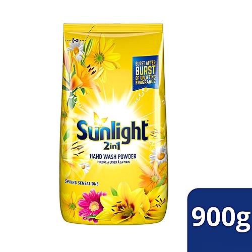 2in1 Spring Sensations Handwash Washing Powder 900g