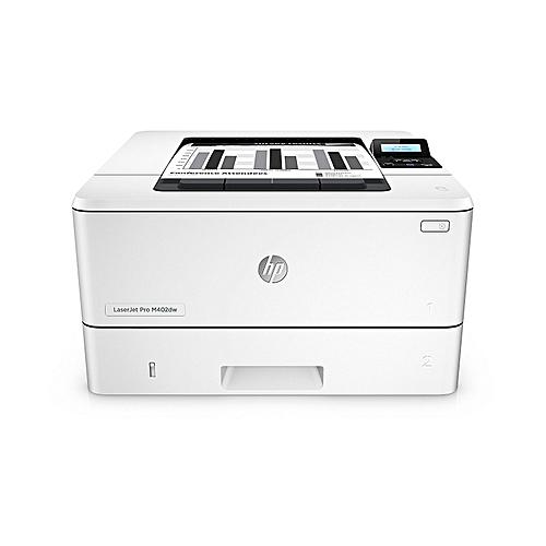 Laserjet Pro M402dw Wireless Monochrome Printer- C5F95A