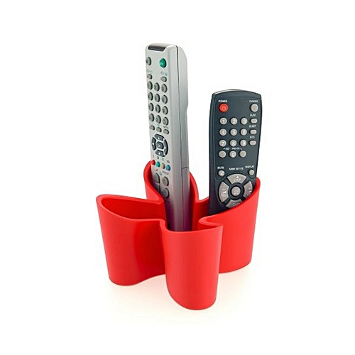 Cozy Remote Tidy - Red