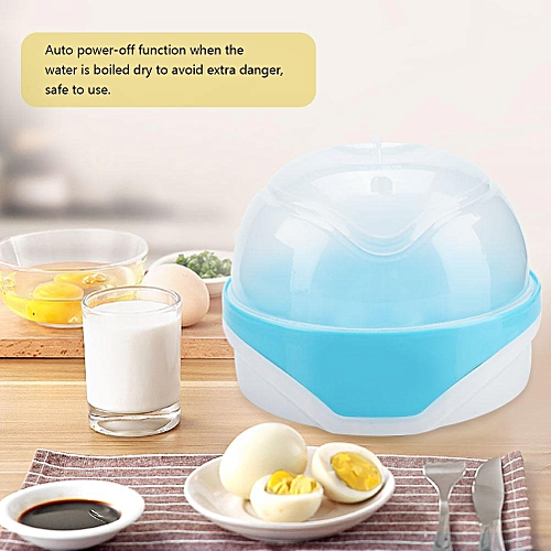 Electric Mini Household Egg Steamer Cooker Boiler Kitchen Cooking Tool 220V Chinese Plug