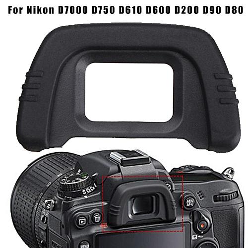 DK-21 Rubber Eyecup Eye Mask For Nikon D7100 D7000 D750 D610 D600 D200 D90 D80
