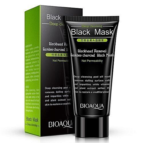 Deep Cleansing Acne Purifying Peel Off Charcoal Black Mask