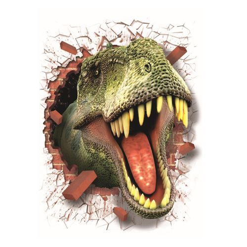 Universal D Jurassic World Park Dinosaurs Wall Stickers For Rooms - Jurassic world wall decals
