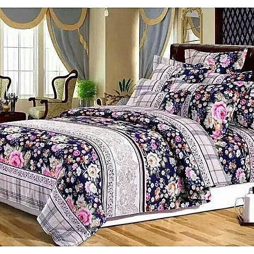 Flowered Bed Spreads