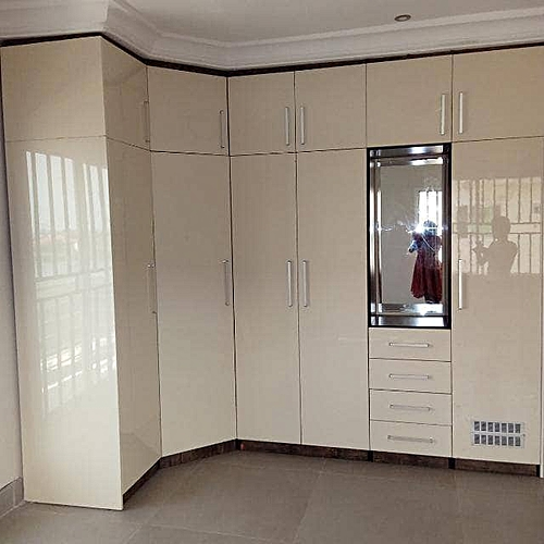 12 Door + 4 Drawer Wardrobe (LAGOS DELIVERY ONLY