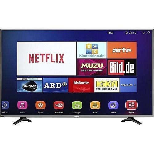 50-Inch Smart UHD 4K TV 50A6103UW (2018 Model) + Free Wall Bracket