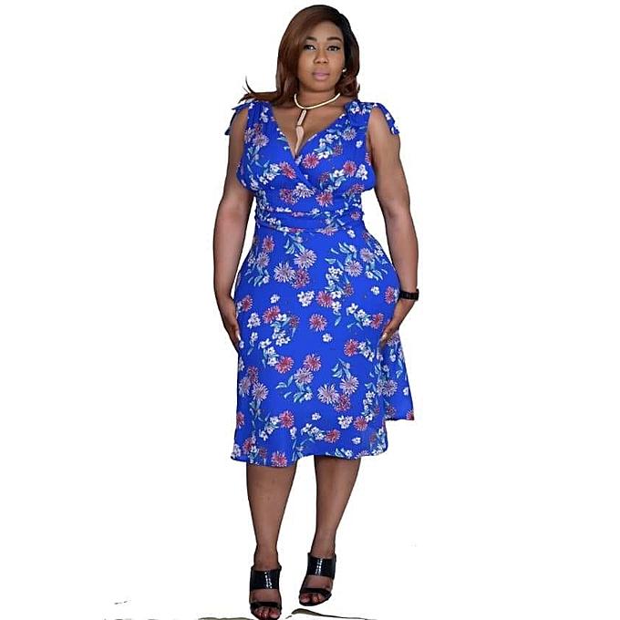 a3e5b68610b6 Collection London Stylish Chiffon Flare Dress | Jumia NG