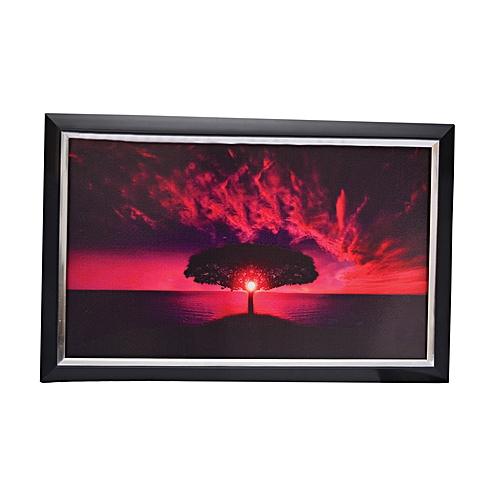 Dark Sky Wall Art Frame