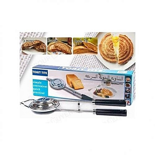 Toast Tite OR Manual Toaster Sandwich Maker/Grill (ANY RANDOM SHAPE)