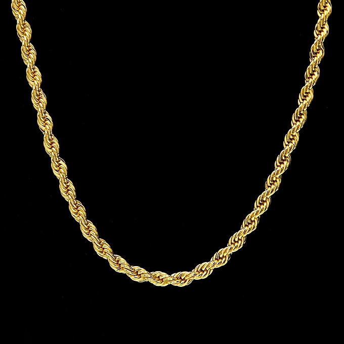 0c9d258012ae8f ... 18k Gold Long Chain Necklace Men Brand Gothic Gold Lor Male Necklace ...