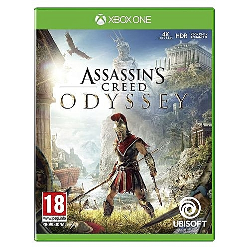 Xbox One - Assassins Creed Odyssey