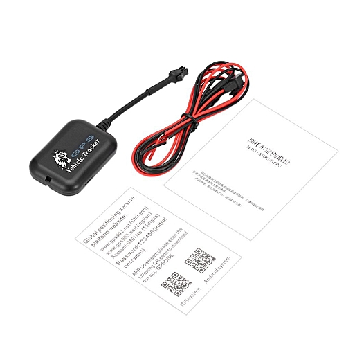 Mini GSM GPRS Tracking SMS Real Time Car Vehicle Motorcycle Monitor Tracker