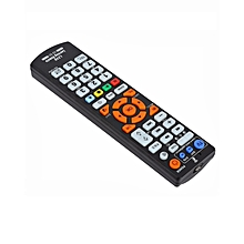 Smart 4 In 1 Universal Remote Control For TV DVD CBL And Satelite Decoders With Learning