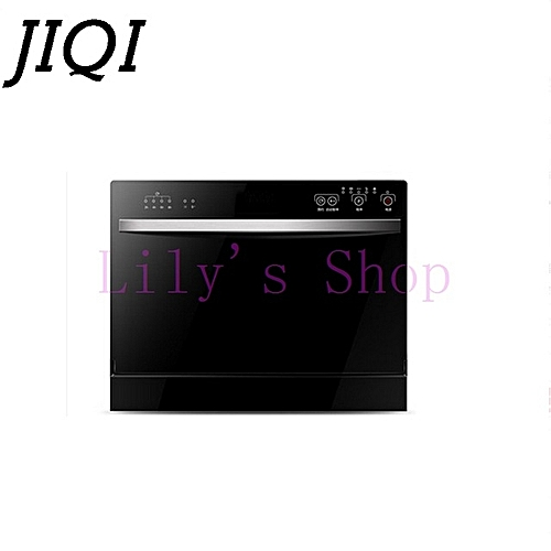 High Quality Embedded Desktop Household Automatic Dishwasher Sterilization With Bowl Dish Disinfection Dryer EU US Plug