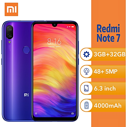 Redmi Note 7 6 3