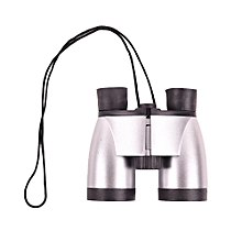 Braveayong Children's Pretend Telescope Binocular Lens Educational Toys Child's  Gifts -Silver for sale  Nigeria
