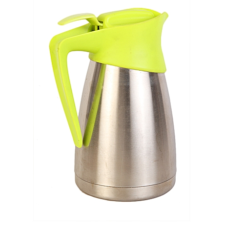 Dispenser Steel Flask - Lemon