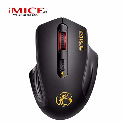 Letu 2.4G Wireless Gaming Mouse 2000 DPI For Computer Laptop