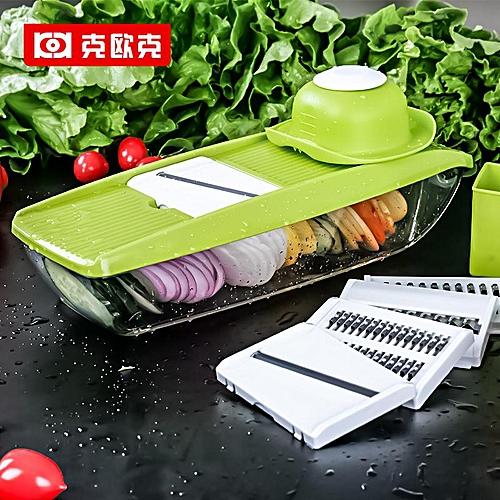 Multi-functional Vegetable Dish Green