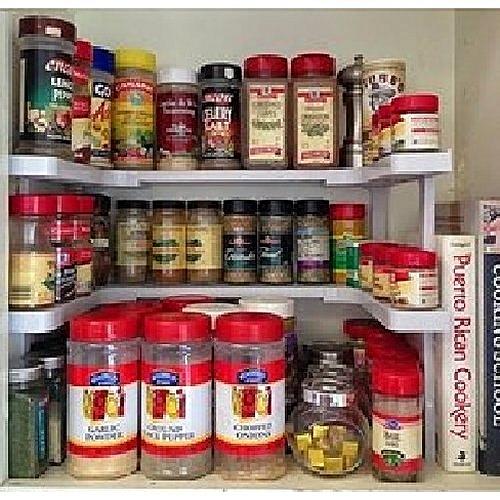 Stackable Spicy Shelf Organizer