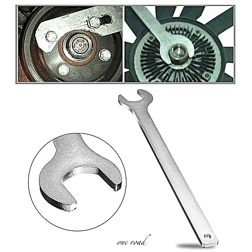 36mm Fan Clutch Nut Wrench Water Pump Holder Remover Tool For BMW