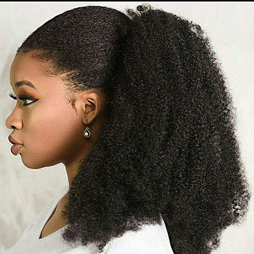 Pics 10 Easy To Do Natural Hair Hairstyles