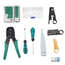 12 In 1 Professional Computer Maintenance Network Repair Tool Box Kit