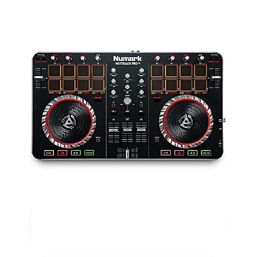 Anniversary Sale - Buy Numark Mixtrack Pro 2 USB DJ Controller With on numark mixtrack pro scratching, numark mixtrack vs mixtrack pro, numark mixtrack pro pitch bend, numark mixtrack pro software,