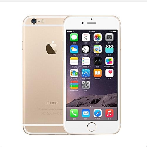 IPhone 6 - 128GB+1GB -8 MP- 4.7 Inch+4G Network Refurbished Smart Phones