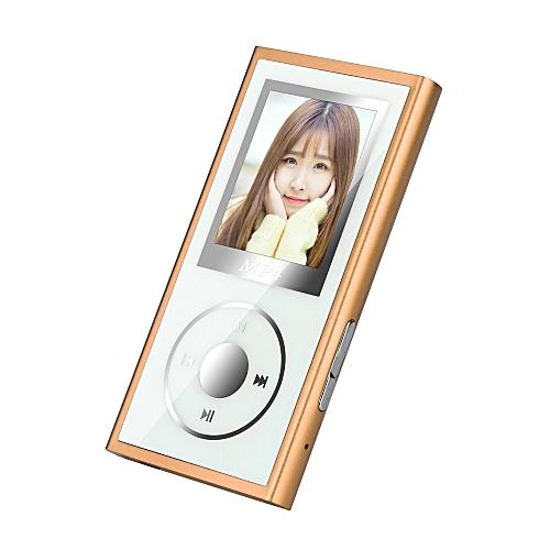 Fashion Bluetooth 4.1 HiFi 4G MP3 MP4 Player Recorder Pen Media Video FM Radio Lot GD