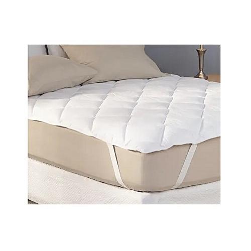 Soft Cotton Mattress Pad/Protector