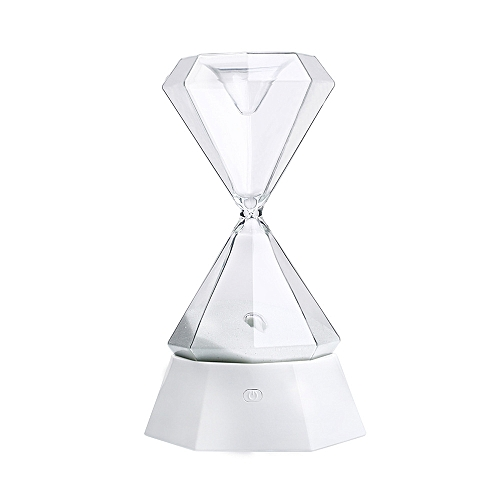 Timing Hourglass Colorful LED Atmosphere Night Light