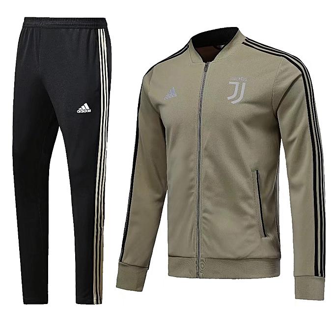 af42e1a21 Adidas Juventus Tracksuit - Black   Green