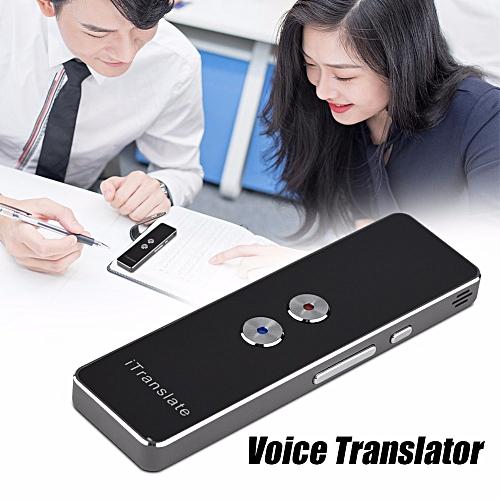 Volemer T8 Portable Voice Translator 41 Languages Two-Way Real Time Language Interpreter Travel Translation WOEDA