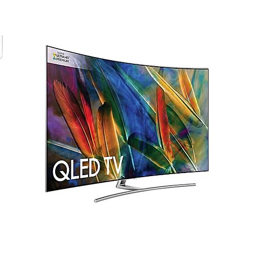 """65"""" Q8C QLED Curved 4K UHD HDR 1500 Smart Quantum Dot TV"""